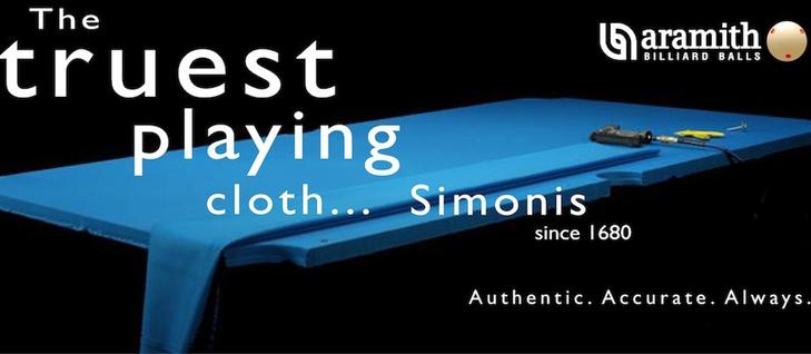 Simonis Billiard Cloth
