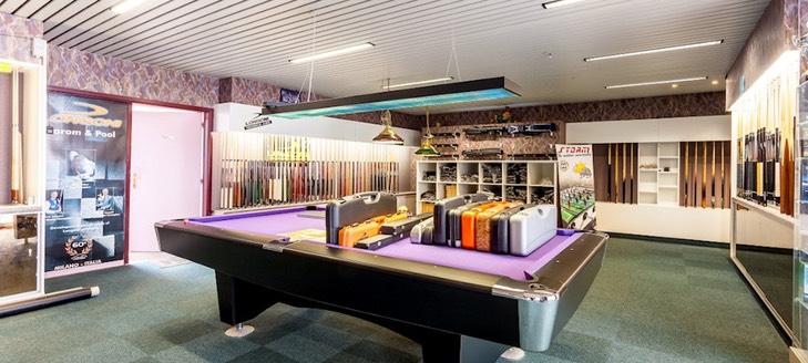 Verhoeven Billiard Tables